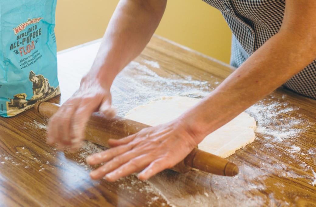 Pie Crust 101: All-Butter, Really Flaky Pie Dough | Edible Ojai ...